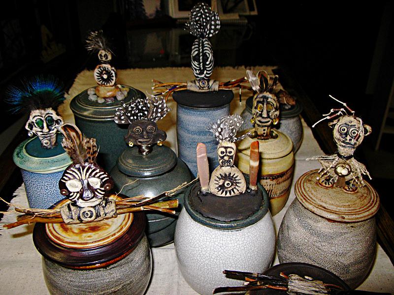 Funky vessels